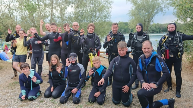TCO Training Matschelsee 082018